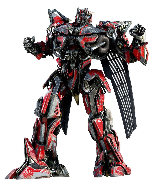 Gradly Sentinel Prime