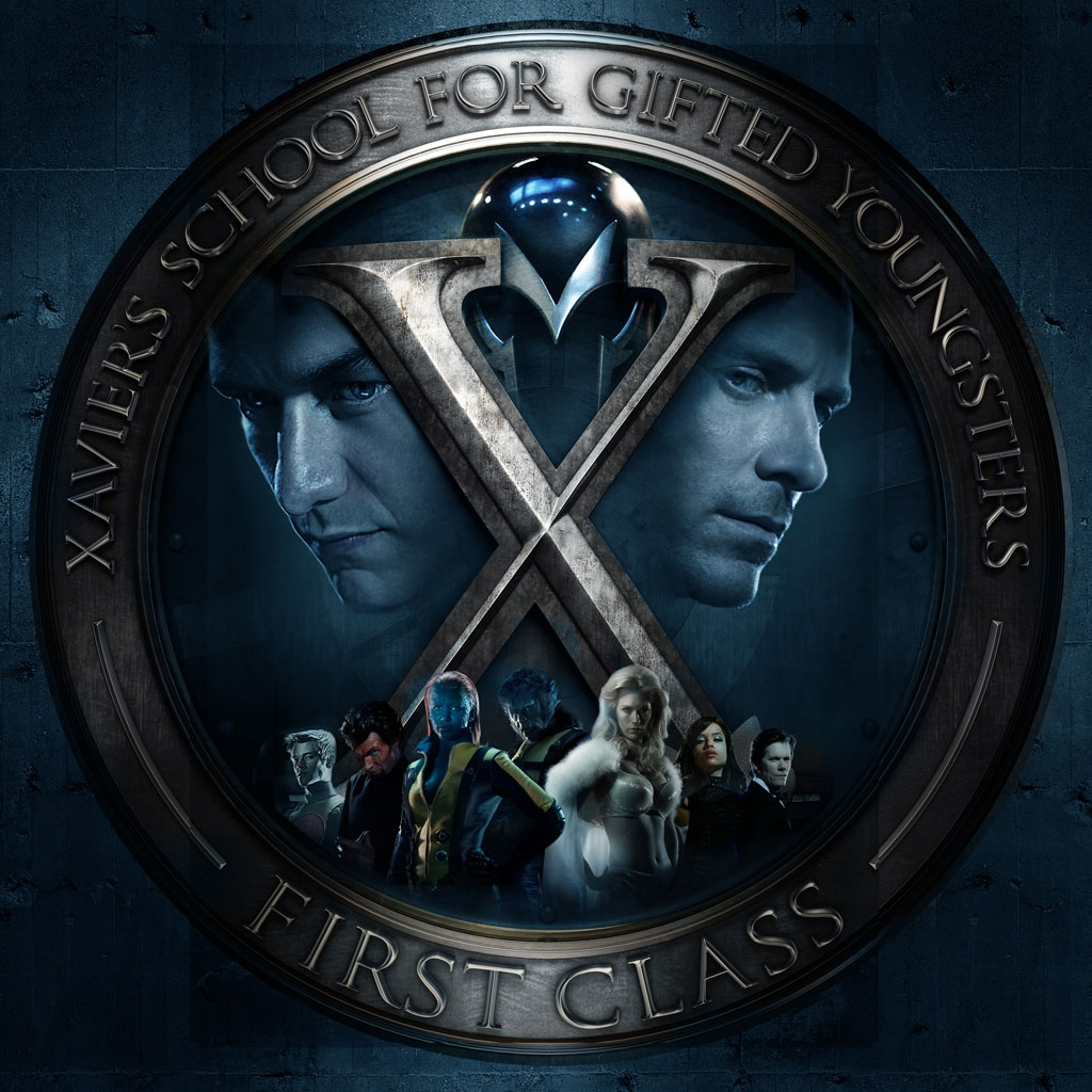 X-Men: First Class.