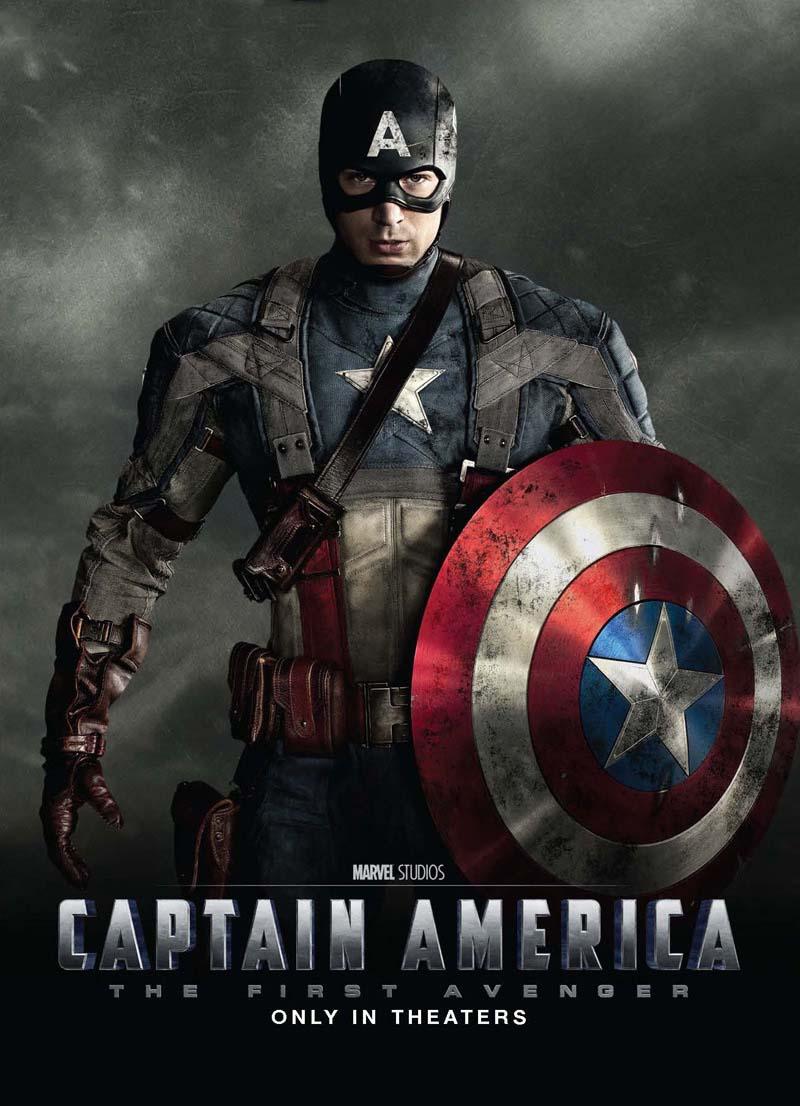 Gradly » New TV Spot For Captain America: The First Avenger