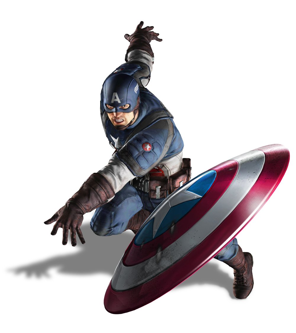 Gradly 187 Captain America