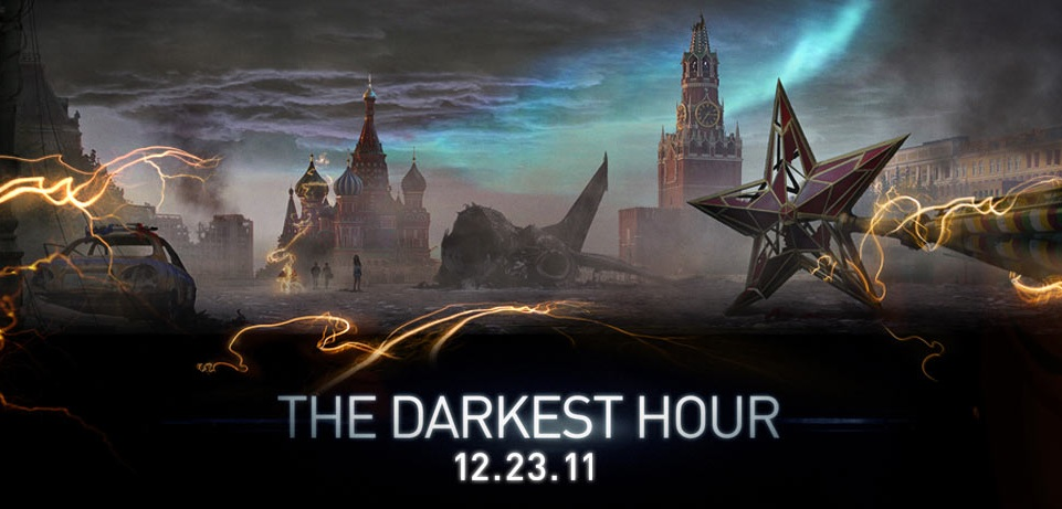 new sci fi thriller the darkest hour the story following a groupThe Darkest Hour Cast