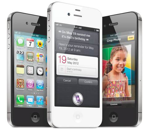 iPhone 4S Pre-Orders Hit One Million Mark in 24 Hours
