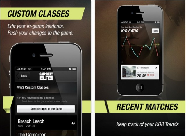 Call Of Duty Elite App