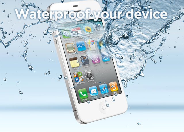 Liquipel waterproof