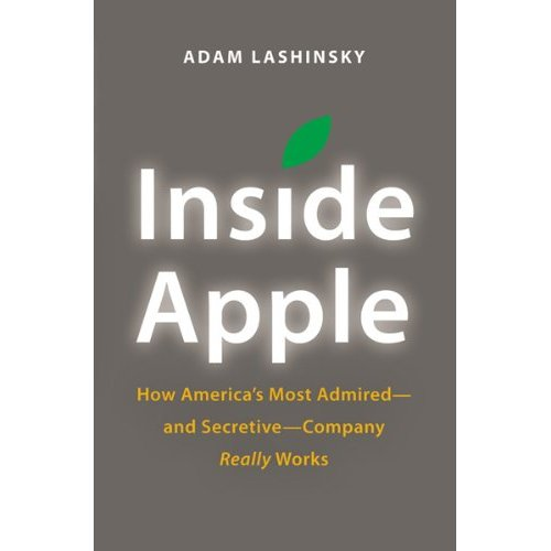 'Inside Apple' by Adam Lashinsky