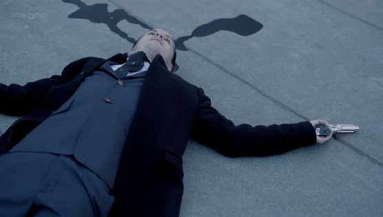 Moriarty is not dead:
