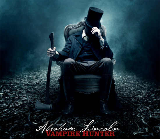 Gradly 187 Abraham Lincoln Vampire Hunter First Official