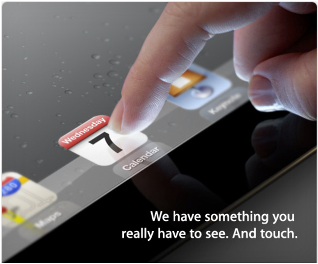 iPad 3 to Feature Senseg's E-Sense Touch Technology?