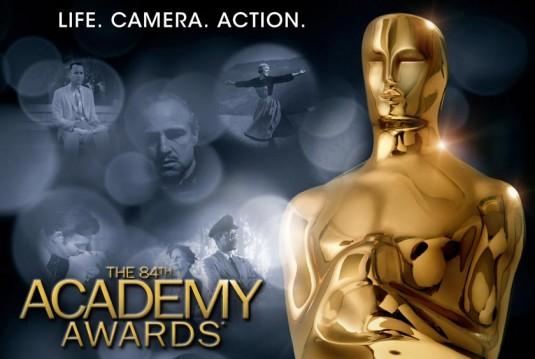 The 84th Annual Academy Awards - Oscar 2012