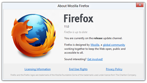 Firefox 11 Now Available for Download