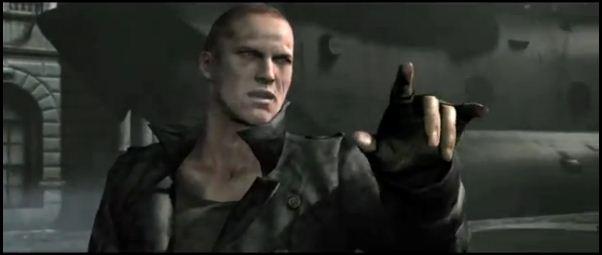 Jake Muller in Resident Evil 6