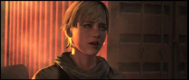 Sherry Birkin in Resident Evil 6