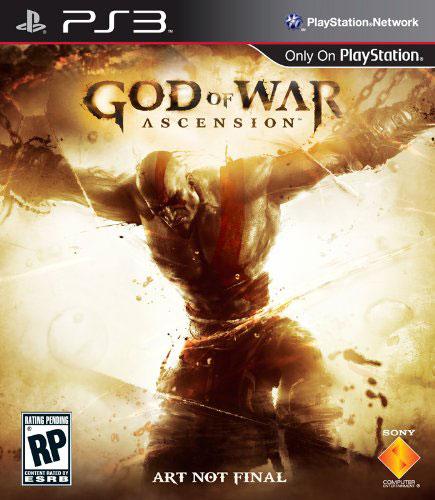 God of War 4: Ascension box art leaked