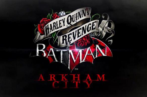 Arkham City: Harley Quinn's Revenge DLC Announced