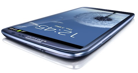 Samsung Galaxy S III Officially Announced