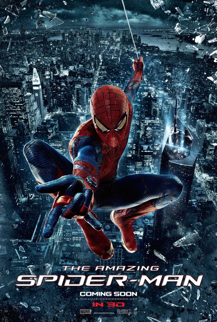 The Amazing Spider-Man New Poster
