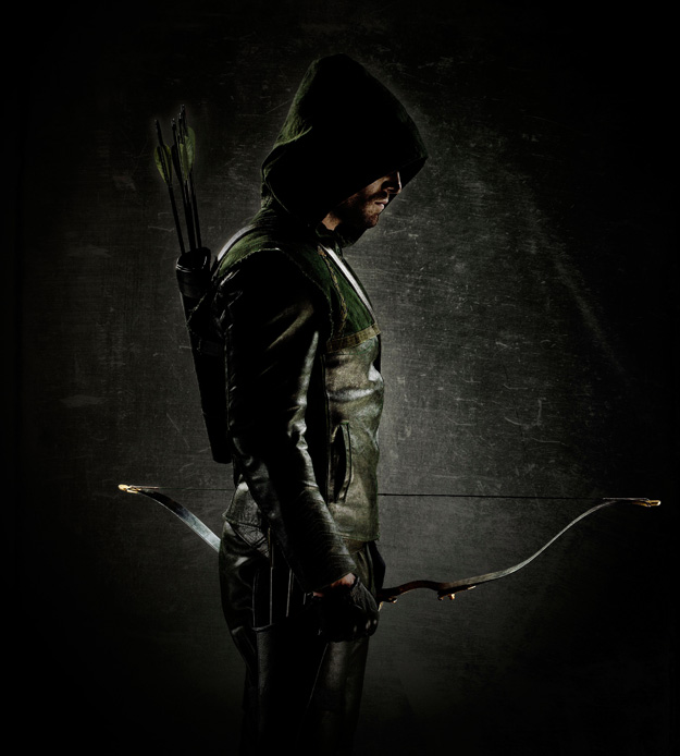First Teaser Trailer for CW's New Superhero Series: Arrow