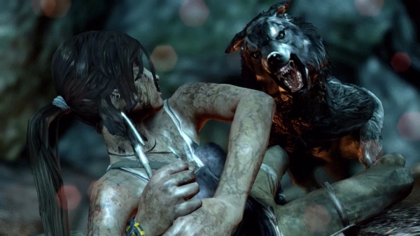 Tomb Raider Crossroads Gameplay Trailer