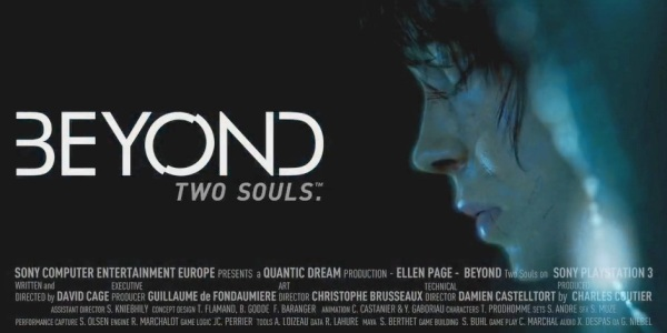 First Look at BEYOND: Two Souls, From the Makers of Heavy Rain