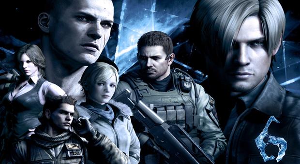 Resident Evil 6 E3 2012 Trailer