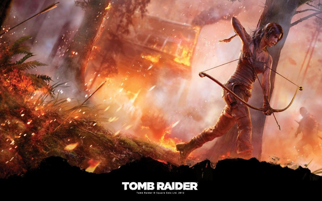 Tomb Raider E3 2012 Demo Video Released