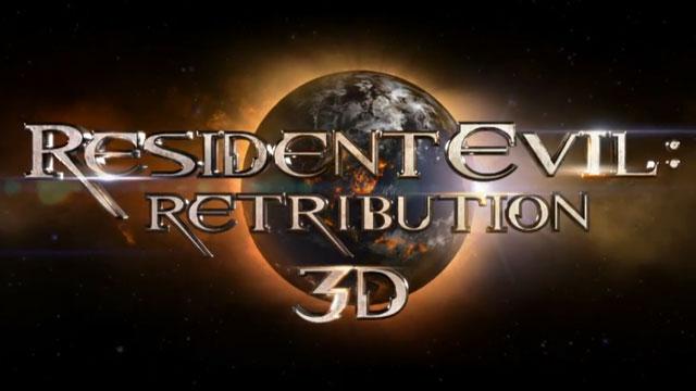 Resident Evil: Retribution New Full Trailer Released