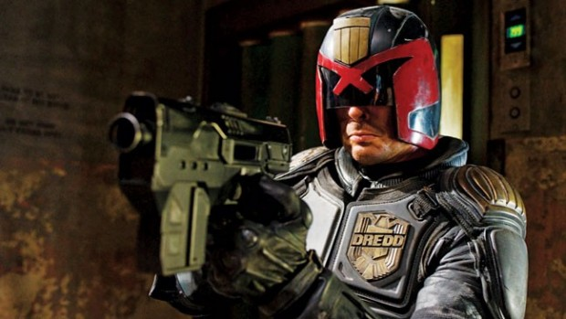Dredd First Full Trailer Released