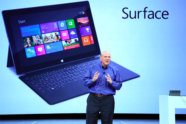 Surface vs. iPad: Microsoft's Attempt to Copy Apple Again