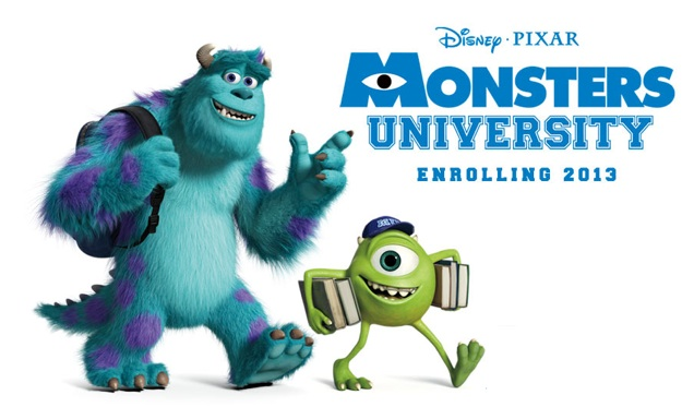 Monsters University First Teaser Trailer
