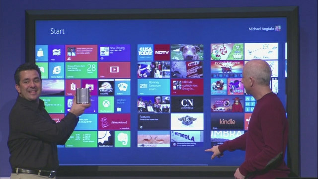 Microsoft to Acquire a Multi-touch Technology Company, Perceptive Pixel