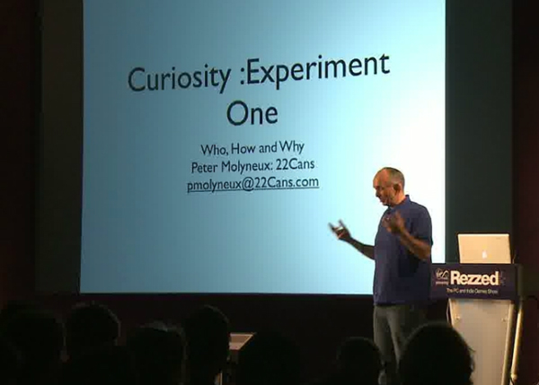 Peter Molyneux Defends His Next Game, Curiosity, $50,000 In-app Purchase