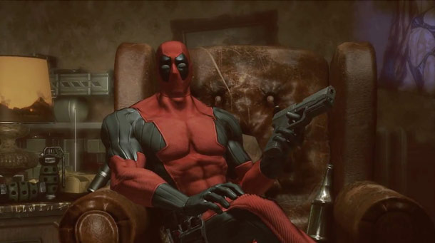 High Moon Studios Announces Deadpool Video Game