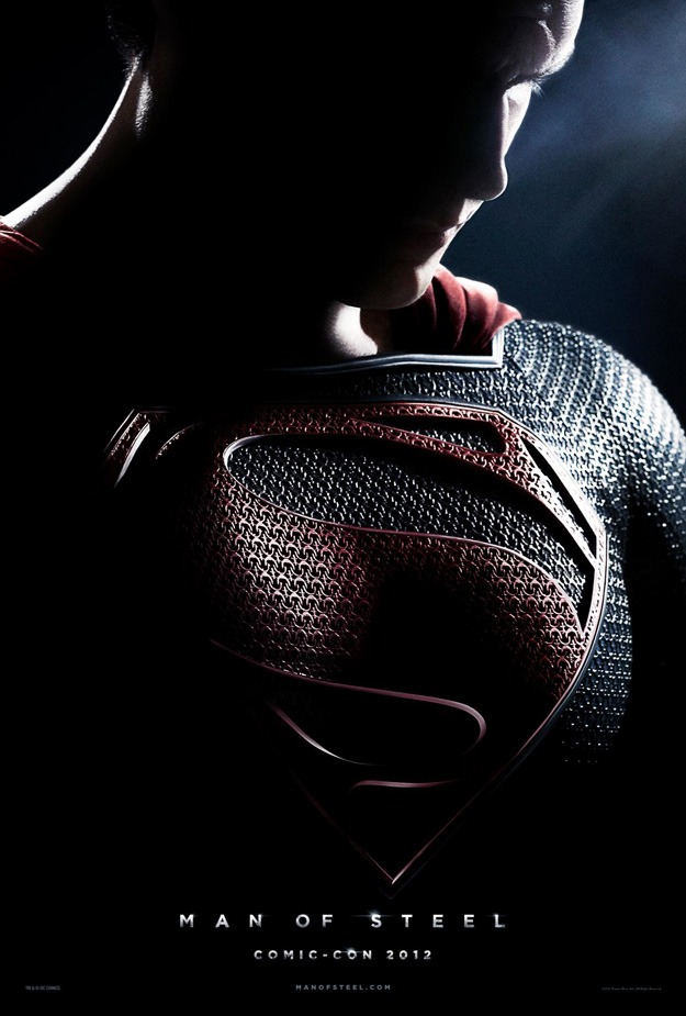 Man of Steel First Teaser Trailer Released
