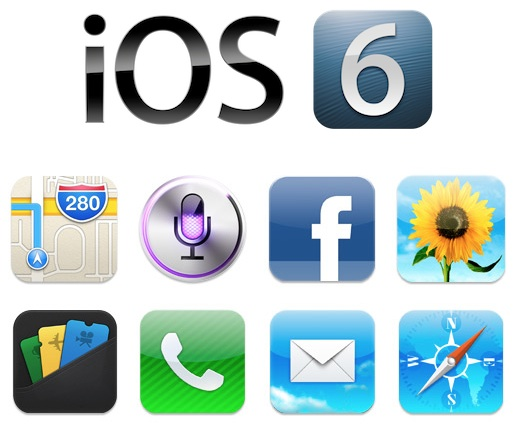 iOS 6 iPhone, iPad, iPod Touch, Direct Download Links Repository