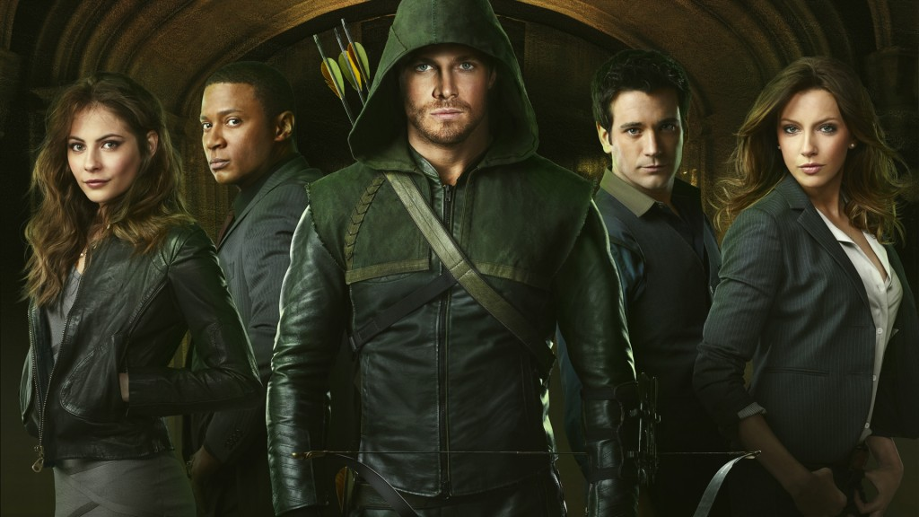 Arrow New NYCC  Sizzle Reel Shows Other DC Superheroes