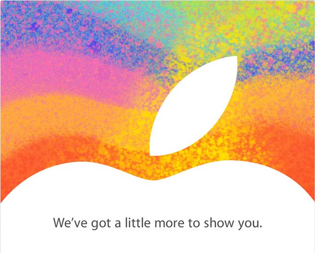 Apple's iPad mini Media Event Set For Oct. 23