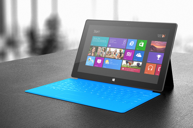 Microsoft's Surface Tablet Early Reviews Round-up