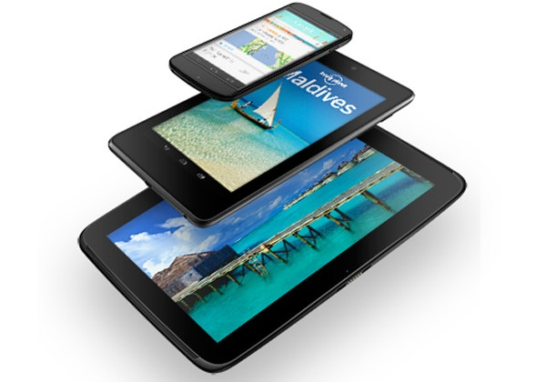 Nexus 10, Nexus 4, and Android 4.2 Jelly Bean Officially Announced
