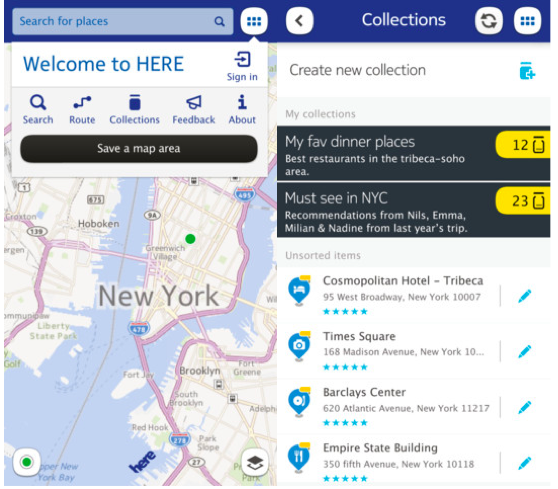 Nokia Maps Here for Apple's iOS Devices is Now Available on the App Store