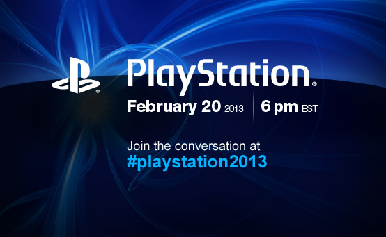 Sony Teases PS4 Reveal on February 20th