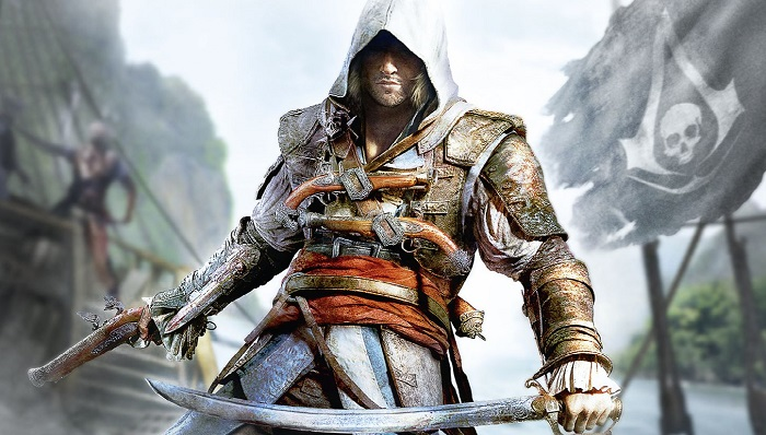 Assassin's Creed 4: Black Flag First Explosive Gameplay Trailer