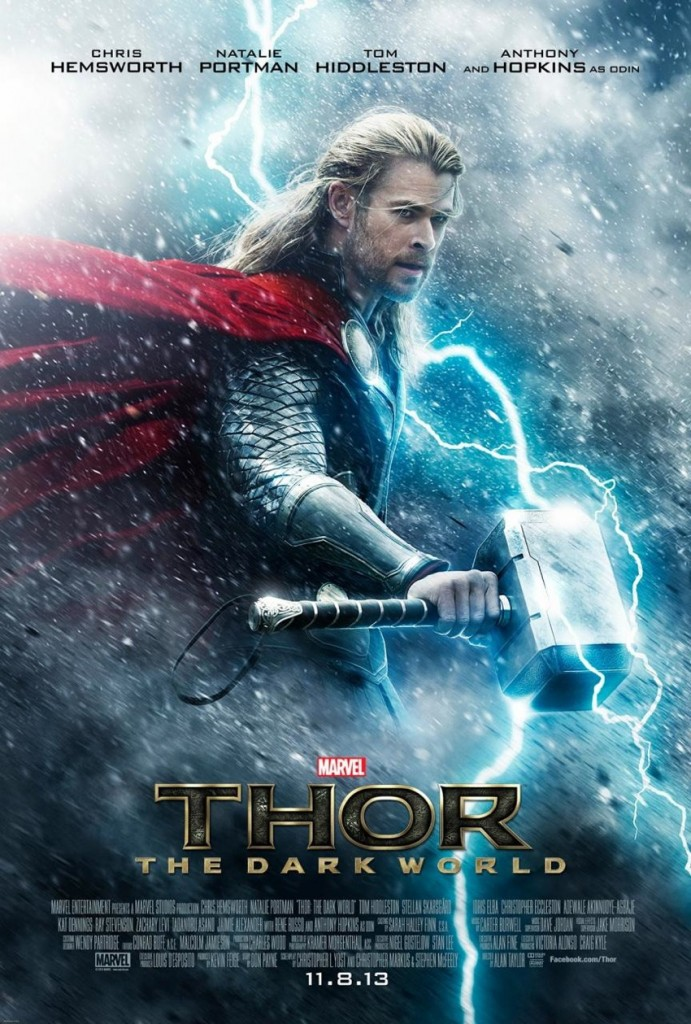 Thor: The Dark World First Movie Trailer Released