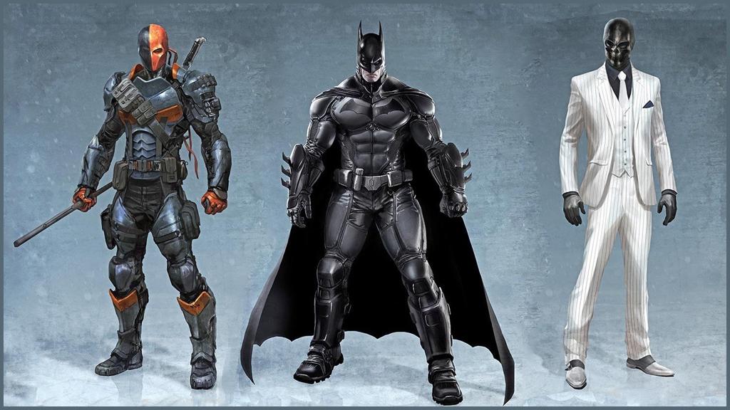 Batman: Arkham Origins Official Trailer Released