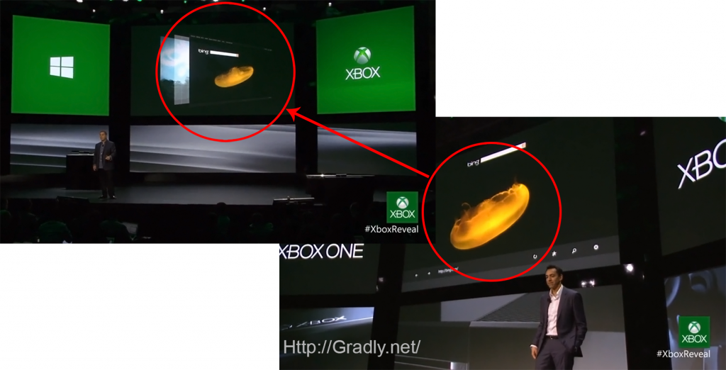 Xbox One Reveal Demo UI Faked?