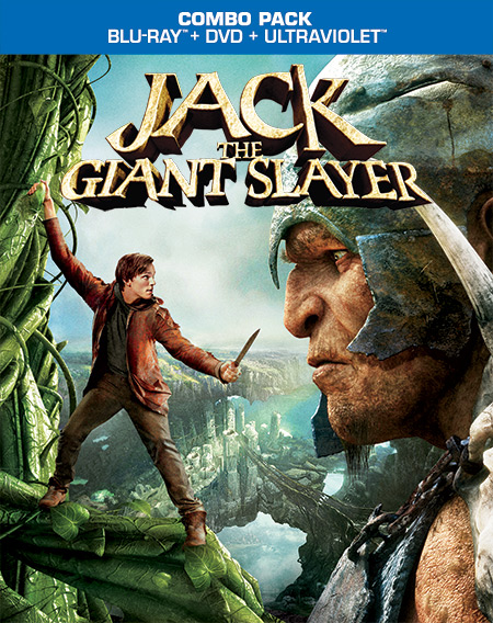 Win 'Jack the Giant Slayer' Blu-ray + DVD + Ultraviolet Combo Pack Giveaway