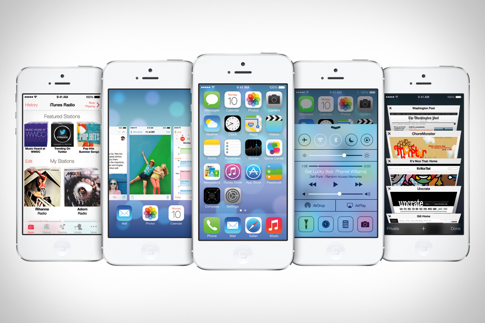 iOS 7 Beta 1 Download Links
