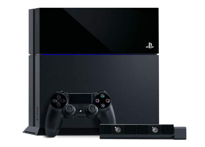 Sony PS4 Box Finally Revealed