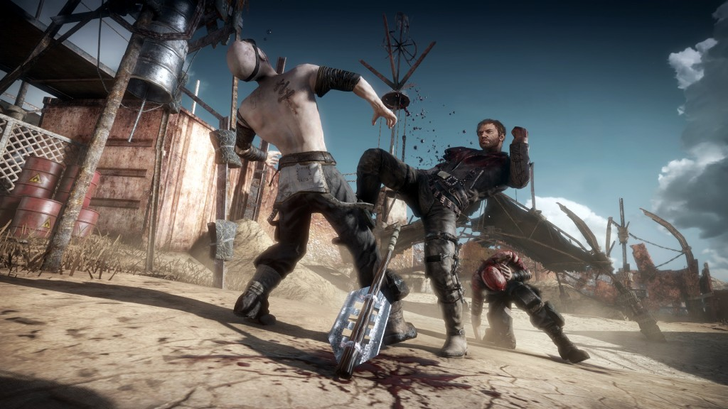 Mad Max Gameplay Reveal Trailer