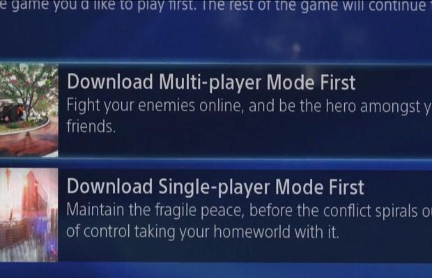 Play Digital PS4 Titles Anywhere As You Download