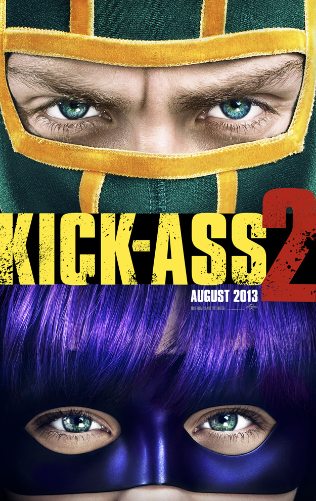 Kick-Ass 2: 4 New TV Spots Released